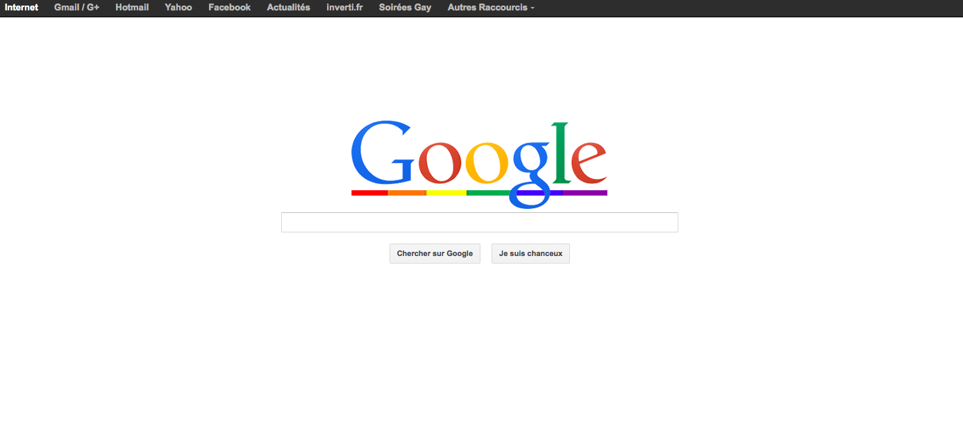 Archive - HomePage : Google Gay