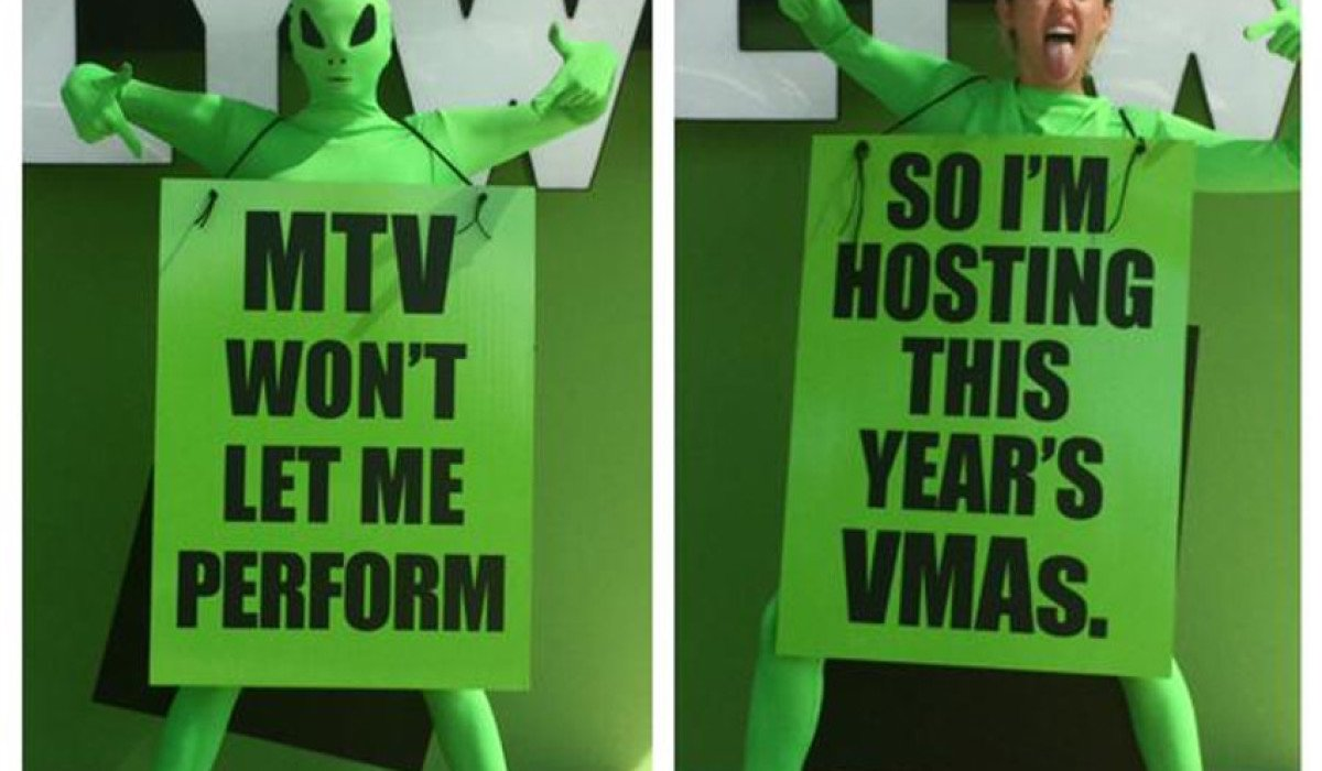 Miley Cyrus présentera les MTV Video Music Awards
