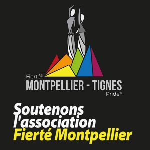 Soutenons l'association Fierté Montpellier