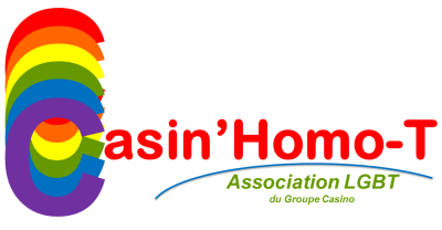 Casin'Homo-T : l'association des personnes LGBT du groupe Casino.