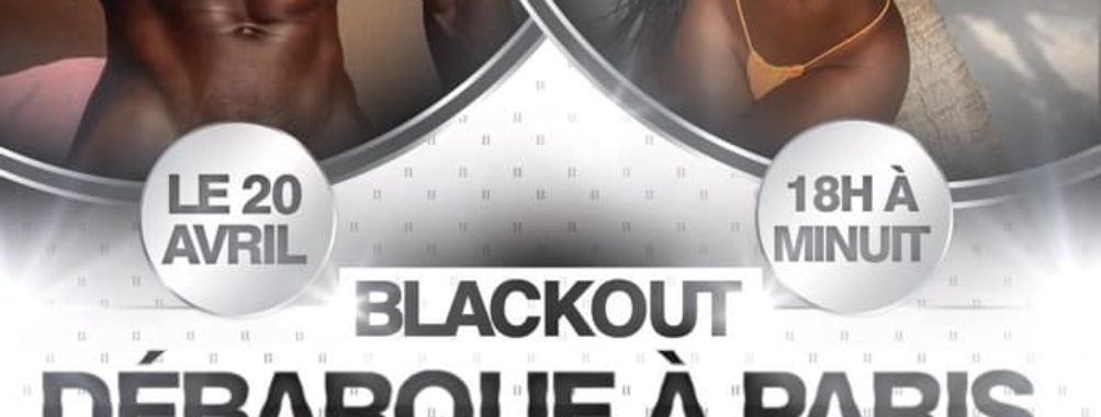 BLACKOUT LGBT PARTY